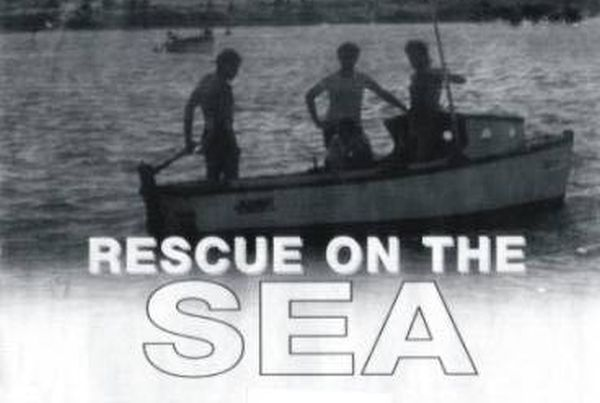 Rescue on the sea