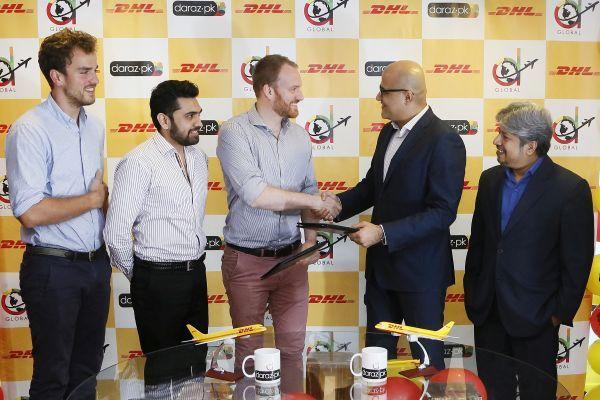 DHL-Daraz-Partnership