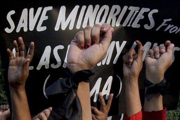 Pakistani minorities