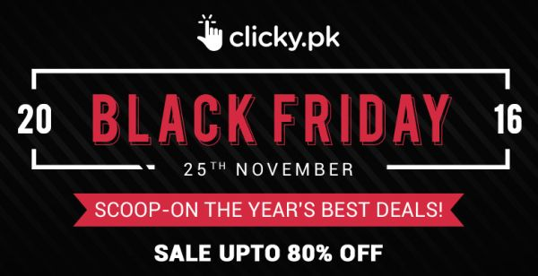 Clicky Sales on Black Friday