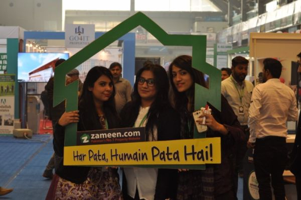Zameen.com Property Expo 2016 in Lahore
