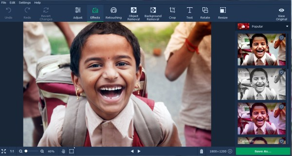Movavi Photo Editor 4.2 Review