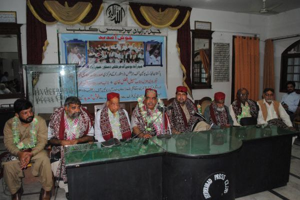 PFUJ would strive for rights of journalists of small towns also: Haji Nawaz Raza
