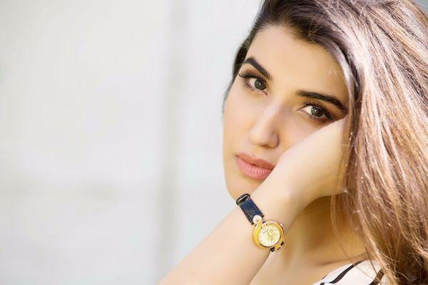 Hareem Farooq Miss Veet Pakistan Judge