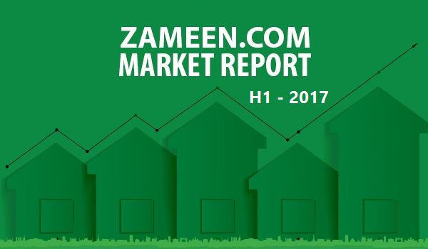 H1 report of 2017 on Lahore Property Market