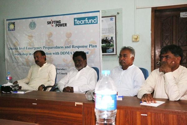Timely and effective disaster risk reduction measures is need of hour: DC Umerkot