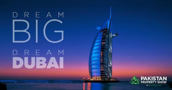 Dubai to host the Zameen.com Pakistan Property Show 2017