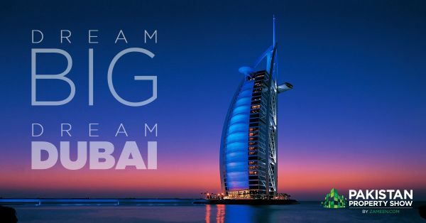 Dubai to host the Zameen.com Pakistan Property Show 2017