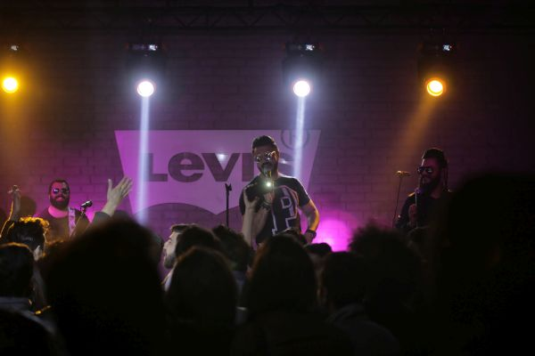 Levi's® Livesession 7keeps the momentum rolling for live music