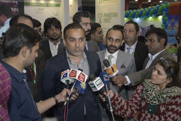 CEO Zameen.com Mr. Zeeshan Ali Khan