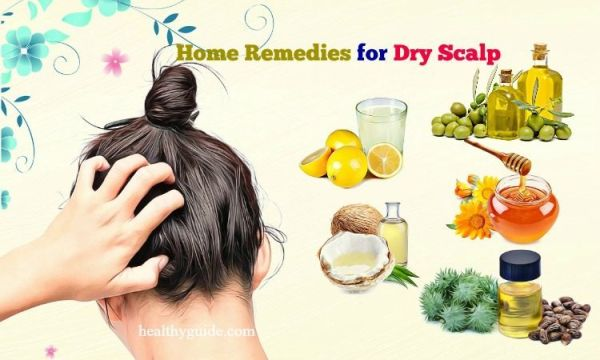 Scalp With Simple Home Remedies