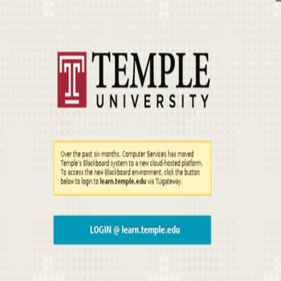 Blackboard Temple