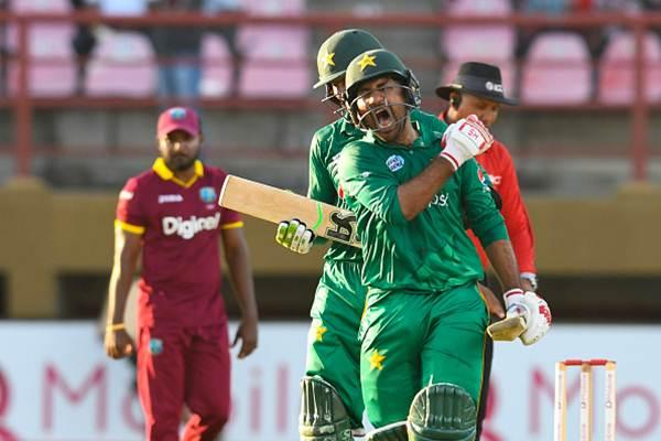 West Indies vs Pakistan