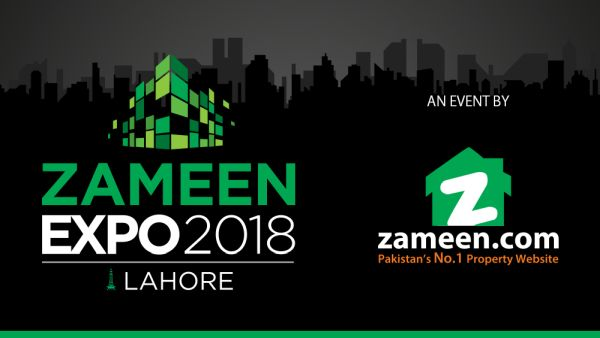 Zameen Expo 2018 Lahore will be held on 10th and 11th February at International Expo Centre, Lahore