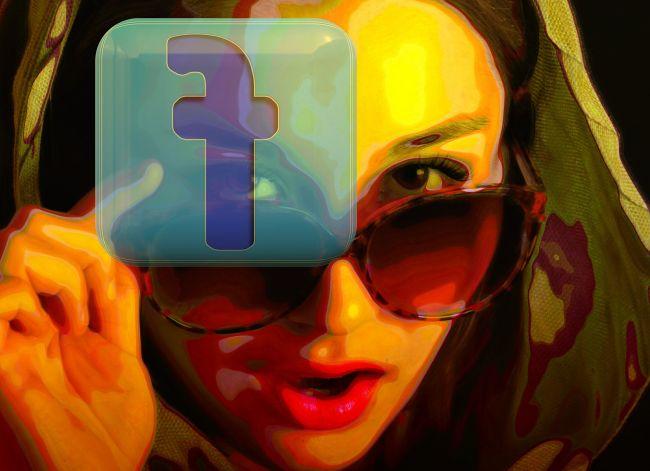 Lockdown on Facebook profile images