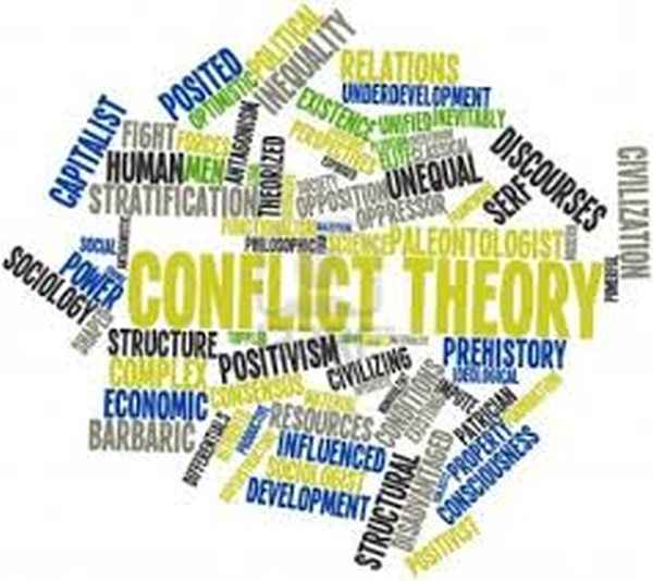 Conflict Theory and Biosphere Annihilation