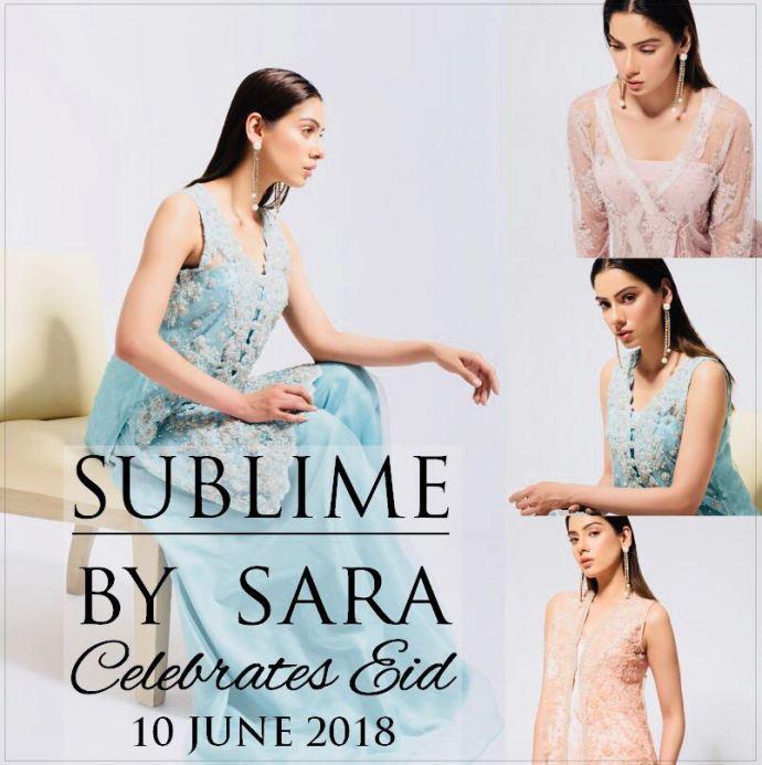 Sublime by Sara celebrates Eid