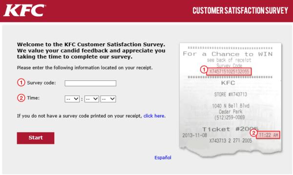 KFC Jamaica Survey
