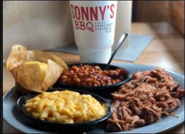 Sonny's BBQ Survey