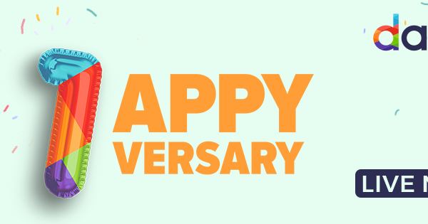 Appyversary Sale: Celebrating one year of the new Daraz App
