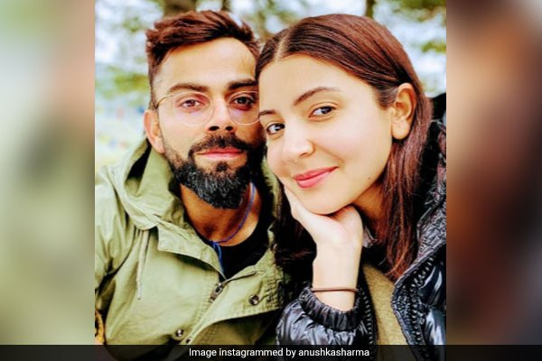 Anushka Sharma chills in Bhutanese with Virat Kohli