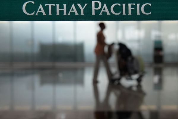 Cathay Pacific has cut flights, citing low demand and the Hong Kong government's response plan against the virus.