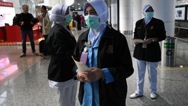 Chinese coronavirus detected in US