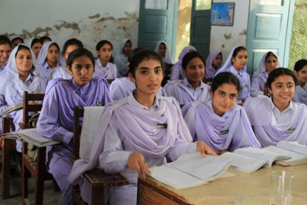Girls Education in Pakistan