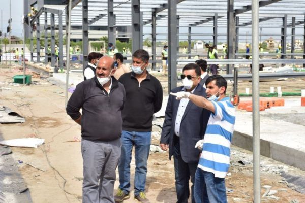 FWO is constructing IHITC in Islamabad