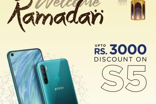 Infinix Welcomes Ramadan with Thrilling Discounts