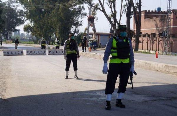 Islamabad lockdown