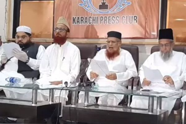 Lockdown will not be implemented in mosques from today, says Mufti Munib-ur-Rahman