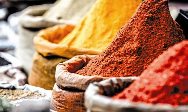 hazardous spices