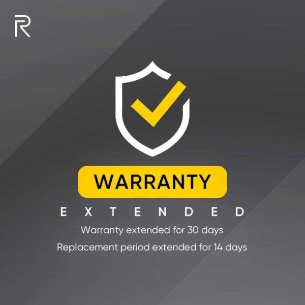 realmePK - Warranty extension