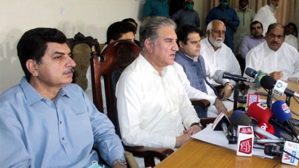 India to be given befitting response in case of any misadventure says FM Shah Mahmood Qureshi