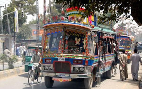 Intercity transport
