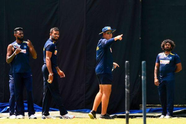 Mickey Arthur Sri Lankan Players
