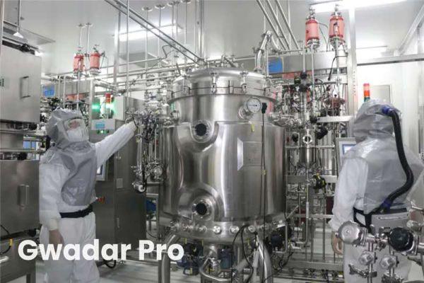 China's COVID-19 vaccine