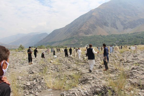 Monsoon tree planting campaign launched in Chitral