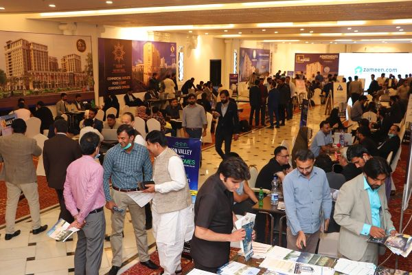 Zameen.com successfully organizes Property Sales Event