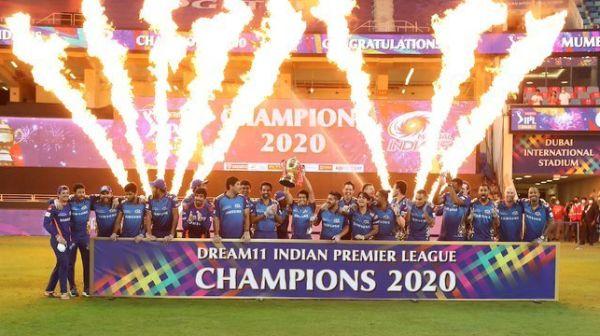 Mumbai Indians are 2020 IPL Champions