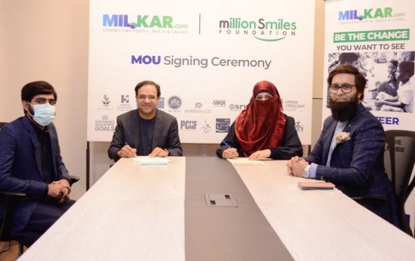 MilKar Signs MOU with Million Smiles Foundation