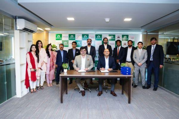 Zameen.com, JS Bank sign MoU