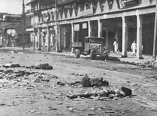 The Great Calcutta Killings, 1946