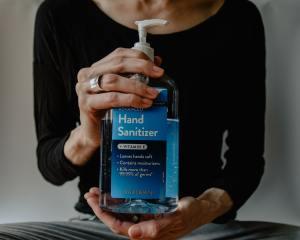 antibac handsanitizer håndbask desinfeksjon