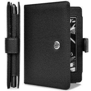 CaseCrown Regal Flip Case for Amazon Kindle Touch that also fits Kindle Paperwhite