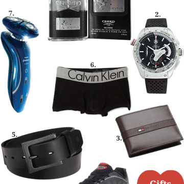 Valentine's Day gift ideas for him: Give him something that he can actually use