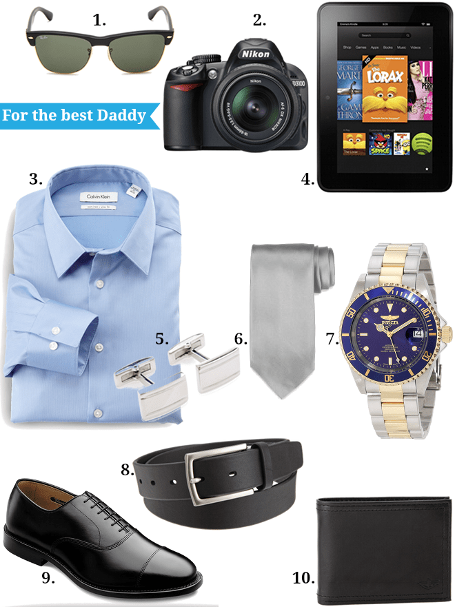 Father's Day Gift Ideas: For the world most difficult person to shop for