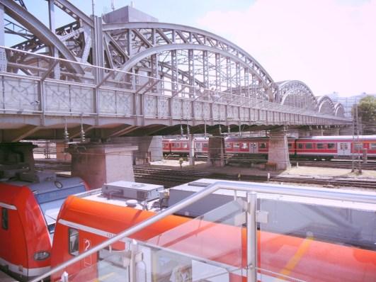 München Hackerbrücke, Munich, Germany