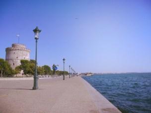 White Tower of Thessaloniki, Greece